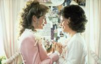 STEEL MAGNOLIAS, Julia Roberts, Sally Field, 1989
