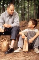 SLING BLADE, Billy Bob Thornton, Lucas Black, 1996