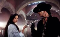 THE MASK OF ZORRO, Catherine Zeta-Jones, Antonio Banderas, 1998