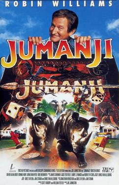 Jumanji - A Family Favourites Presentation