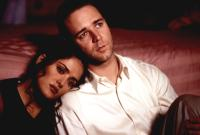 BREAKING UP, Salma Hayek, Russell Crowe, 1997