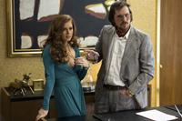 AMERICAN HUSTLE, from left: Amy Adams, Christian Bale, 2013. ph: Francois Duhamel/©Columbia Pictures