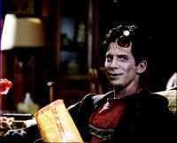 IDLE HANDS, Seth Green, 1999, the undead relaxes