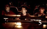 IDLE HANDS, Elden Henson, Seth Green, Devon Sawa, 1999, undead in the car