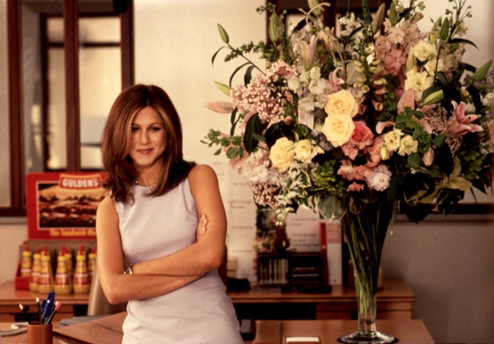 PICTURE PERFECT, Jennifer Aniston, 1997. TM and Copyright © 20th ...