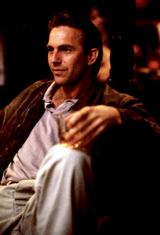 BULL DURHAM, Kevin Costner, 1988.