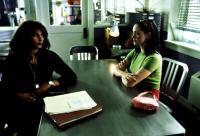 JAWBREAKER, Pam Grier, Rose McGowan, 1999, police station