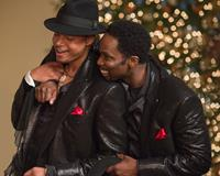 THE BEST MAN HOLIDAY, from left: Terrence Howard, Harold Perrineau, 2013. ph: Michael Gibson/©Universal Pictures
