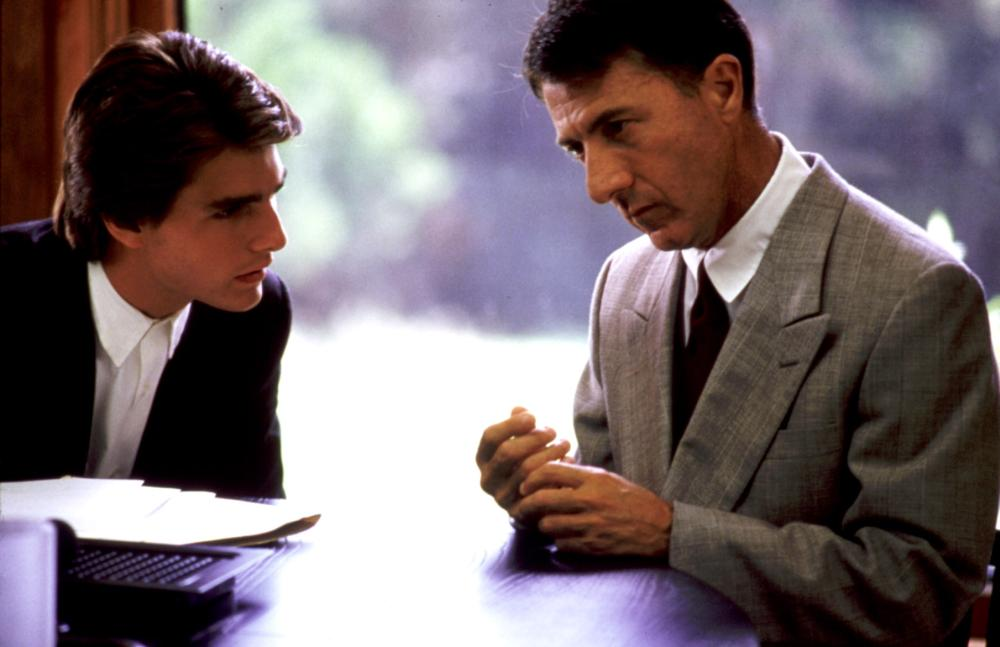 Image result for dustin hoffman rain man