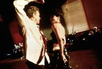 BULWORTH, Warren Beatty, Halle Berry, 1998, dancing. TM and Copyright (c) 20th Century Fox Film Corp. All Rights Reserved.