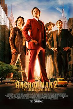 Anchorman 2: The Legend Continues - The Event Screen