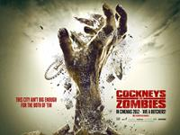 COCKNEYS VS ZOMBIES, British poster art, 2012. ©Shout! Factory