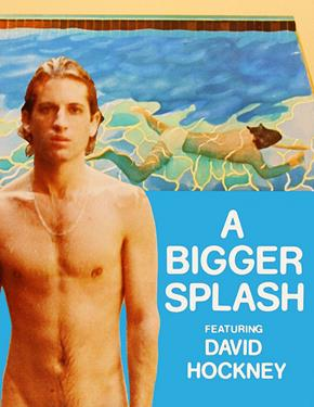 A bigger splash for A bigger splash movie