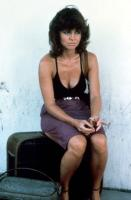 BACK ROADS, Sally Field, 1981, sitting on luggage