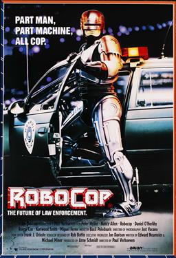 RoboCop - Presented at The Great Digital Film Festival 2012