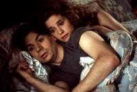 SO I MARRIED AN AXE MURDERER, Mike Myers, Nancy Travis, 1993