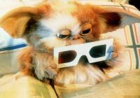 GREMLINS, 1984, with 3-D glasses