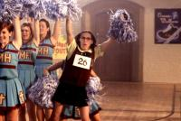 SUPERSTAR, Molly Shannon, 1999, trying to be a cheerleader