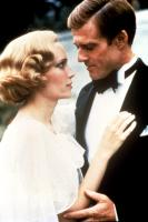 THE GREAT GATSBY, Robert Redford, Mia Farrow, 1974
