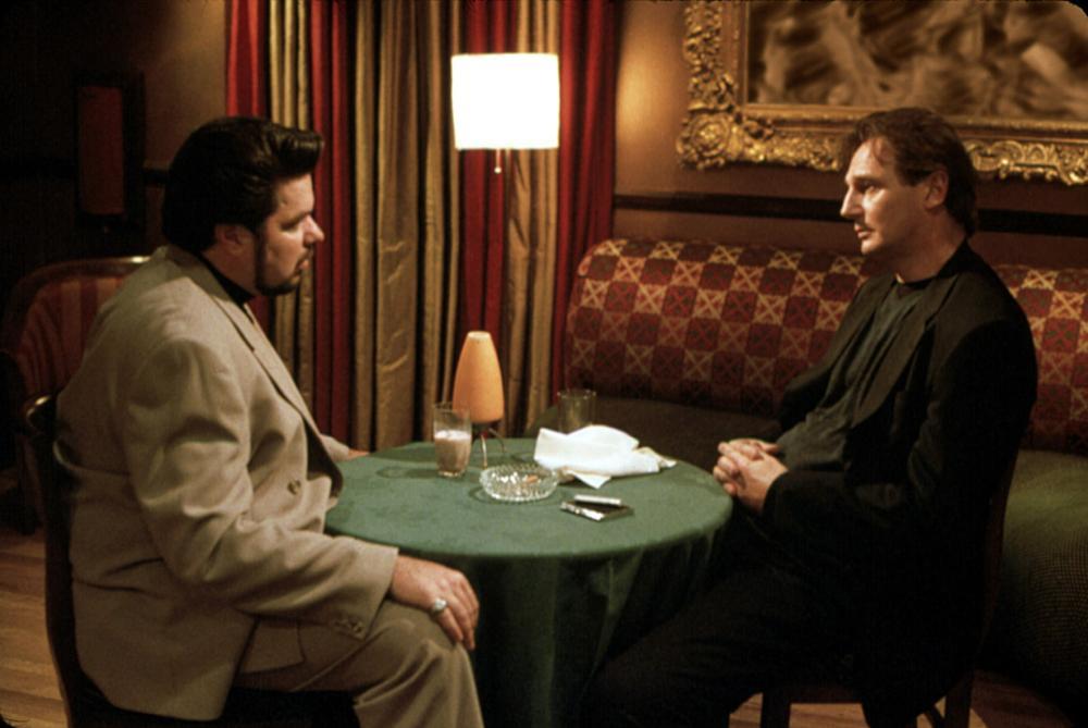 GUN SHY, Oliver Platt, Liam Neeson, 2000