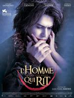 THE MAN WHO LAUGHS, (aka L'HOMME QUI RIT), Marc-Andre Grondin on French poster art, 2012. ©EuropaCorp.