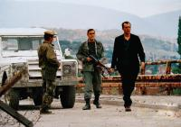 WELCOME TO SARAJEVO, facing front from left: James Nesbitt, Stephen Dillane, 1997, © Miramax