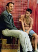 THE WAR, from left, Kevin Costner, Elijah Wood, 1994, ©Universal