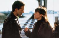 THE SPANISH PRISONER, from left: Campbell Scott, Rebecca Pidgeon, 1997, © Sony Pictures Classics