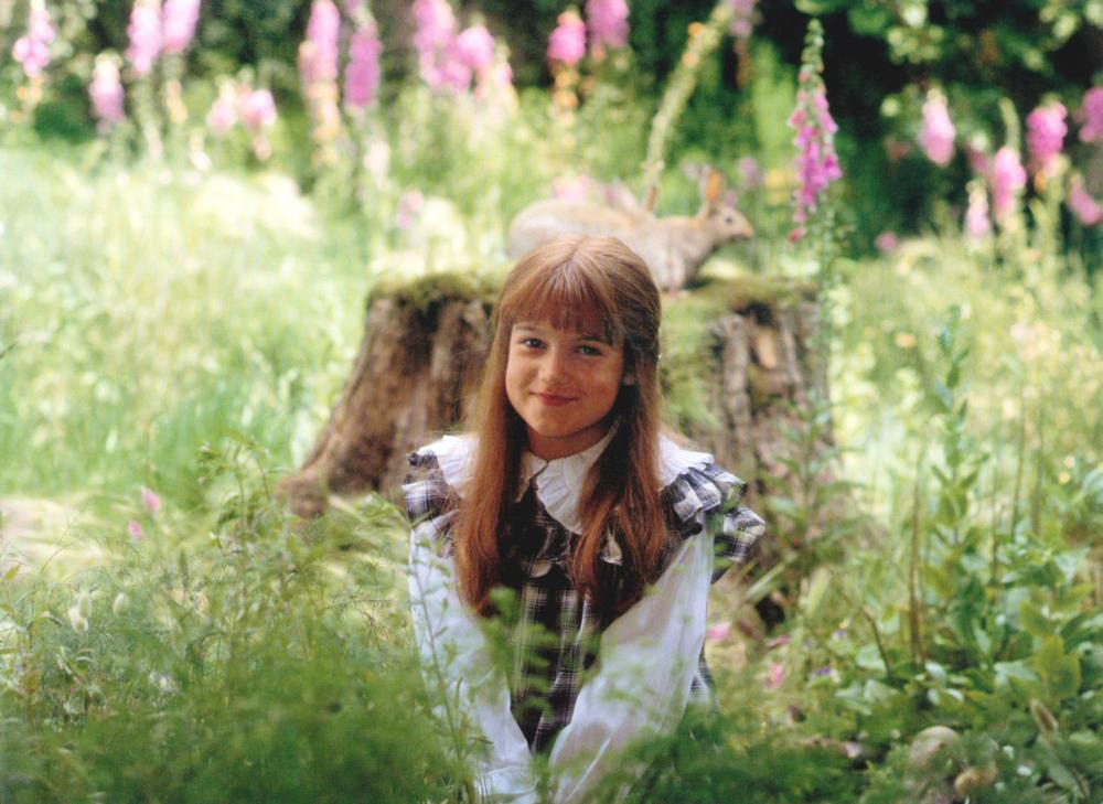 THE SECRET GARDEN, Kate Maberly, 1993, ©Warner Brothers