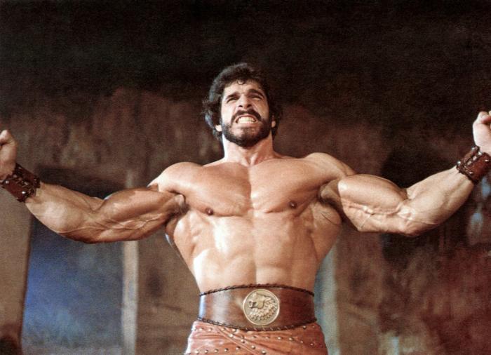 Lou Ferrigno Hercules ...