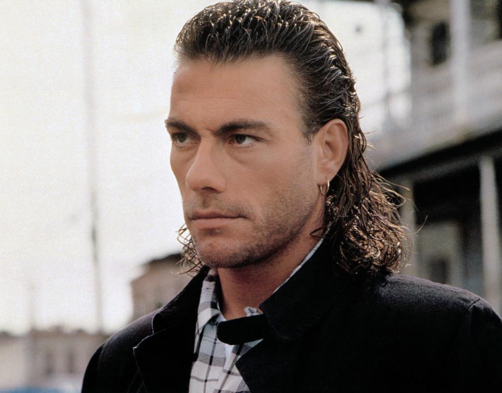 HARD TARGET, Jean-Claude Van Damme, 1993. ©Universal Pictures