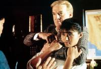 GLEAMING THE CUBE, front to back: Min Luong, Richard Herd, 1989. ©20th Century Fox-Film Corporation, TM & Copyright