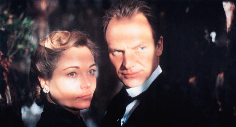 Theresa Russell and sting