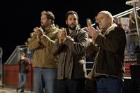MEN, WOMEN & CHILDREN, from left: David Denman, Adam Sandler, Dean Norris, 2014. ph: Dale Robinette/©Paramount Pictures