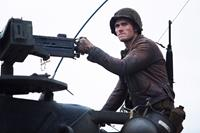 FURY, Scott Eastwood, 2014. ph: Giles Keyte/©Columbia Pictures Entertainment