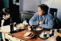 DOLORES CLAIBORNE, from left: Jennifer Jason Leigh, Kathy Bates, 1995, © Columbia