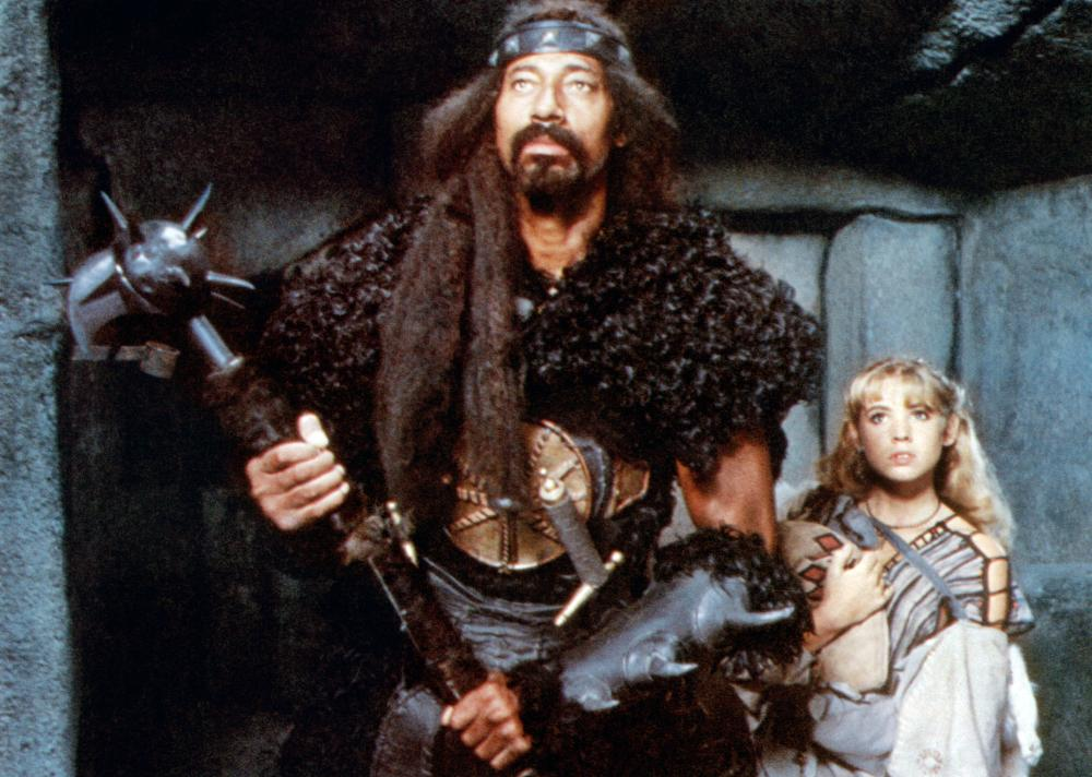 Conan The Destroyer Wilt Chamberlain CONAN THE DESTROYER  from