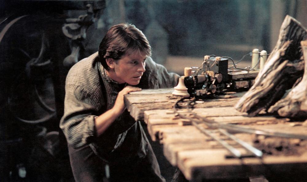 Michael J Fox Back To ...