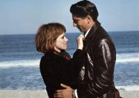 BABY IT'S YOU, from left: Rosanna Arquette, Vincent Spano, 1983. ©Paramount