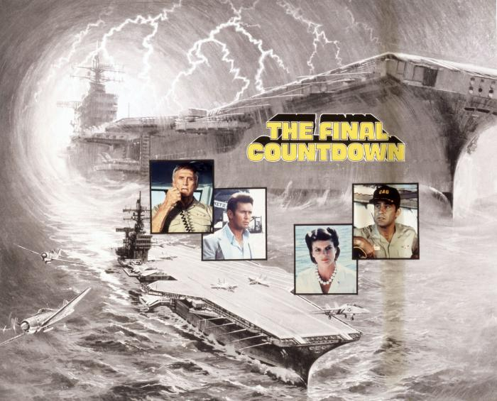 El final de la cuenta atrás (The Final Countdown) (1980) 97402_large