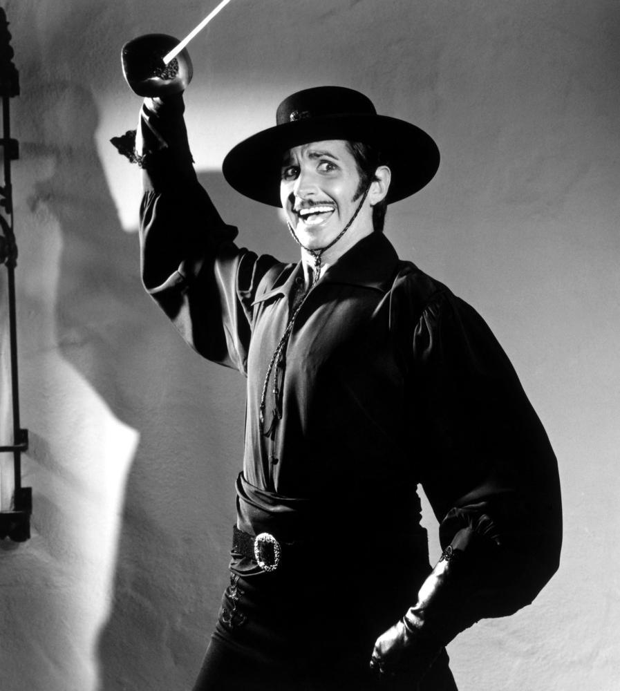 Zorro Gay 118