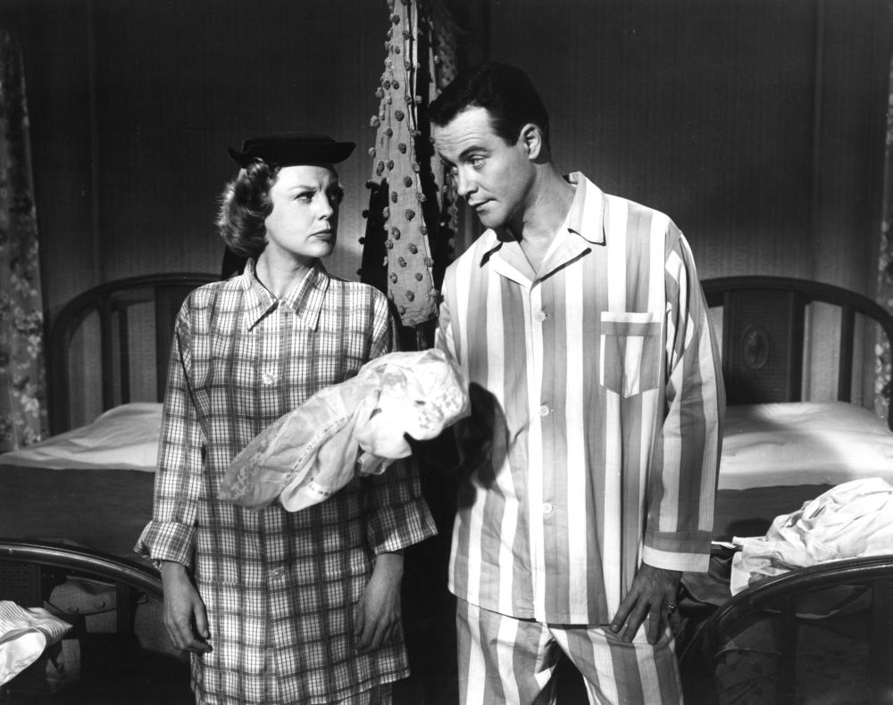 June Allyson and jack lemmon movies